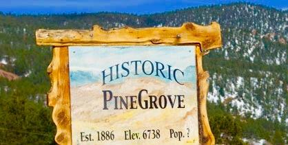 Historic Pine grove